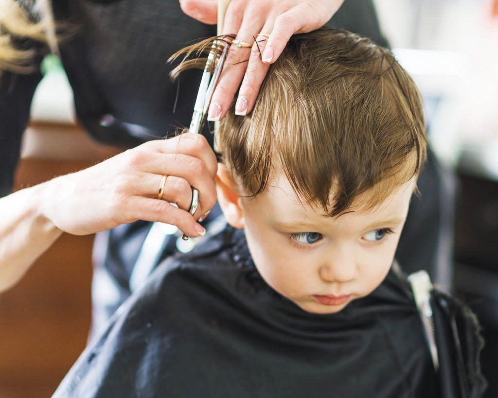Fryzjer dla chłopców do 10 lat w Warszawie - Lovt54