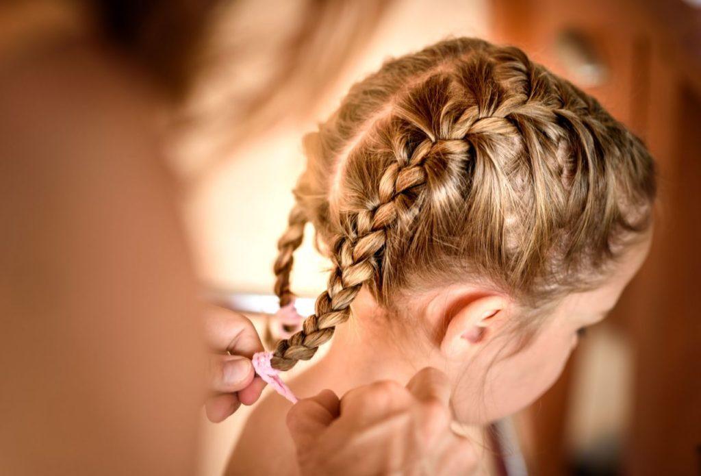 Fryzjer dla dziewczynek do 10 lat w Warszawie - Lovt54