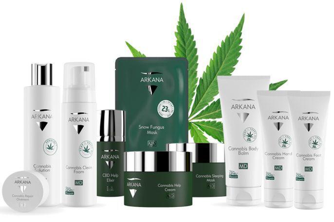 Lovt 54- kosmetyczka targówek - Cannabis Therapy